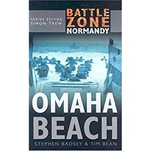Amazon.com: Battle Zone Normandy: Omaha Beach (9780750930178 ...