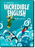 img - for Incredible English: 6: Activity Book book / textbook / text book