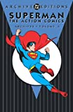 Superman: Action Comics Archives Vol. 4 (DC Archives Edition) (1401204082) by Siegel, Jerry