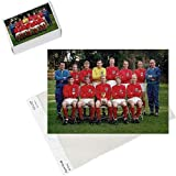 Photo Jigsaw Puzzle of Soccer - World Cup Winners 1966 - England Team With World Cup from PA Photos