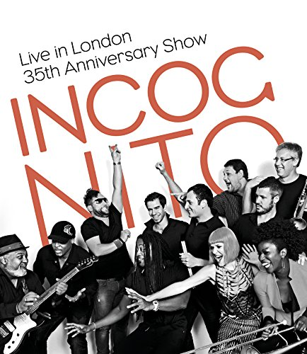 Incognito - Live In London 35th Anniversary Show