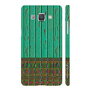 Enthopia Designer Hardshell Case Aztec from Mexico Back Cover for Samsung Galaxy A8