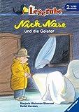 Leserabe. Nick Nase und die Geister. 2. Lesestufe, ab 2. Klasse