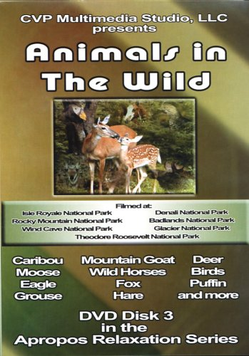 Animals in the Wild - Part 2 - Apropos Relaxation Series DVD Disk 3
