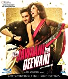 Yeh Jawaani Hai Deewani - Blu Ray (Hindi Movie / Bollywood Film / Indian Cinema)