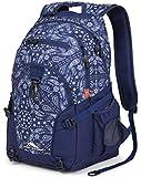 High Sierra Loop Backpack, Bandana/True Navy