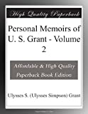 img - for Personal Memoirs of U. S. Grant - Volume 2 book / textbook / text book