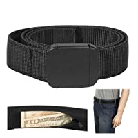 Travelon Security Friendly Money Belt Black XL 42