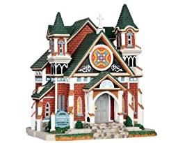 Lemax Village Collection Darlington Church # 45691