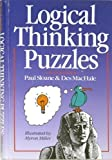 Logical Thinking Puzzles (0806986700) by Sloane, Paul
