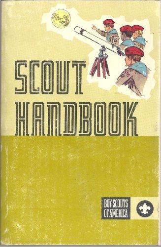 SCOUT HANDBOOK~BSA~1972 PDF