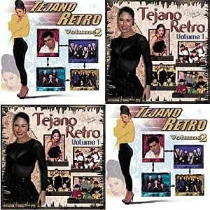 Imagen Latina, Chikko, Escalofrio - Tejano Retro, Vol. 1 & 2: 2 CD Set