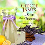 The Sour Taste of Suspicion: An Angel Lake Mystery | CeeCee James