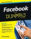 img - for Facebook For Dummies book / textbook / text book