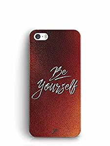 YuBingo Be Yourself Designer Mobile Case Back Cover for Apple iPhone 5S