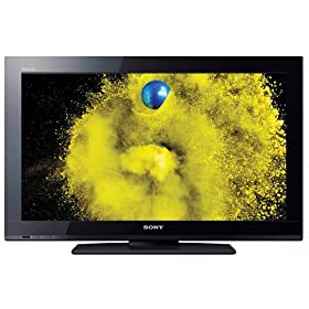 Sony BRAVIA KDL22BX320 22-Inch 720p LCD HDTV, Black