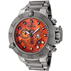 Invicta Men's 6668 Subaqua Collection Noma III Chronograph Titanium Watch