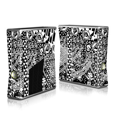 Deal Breakers Design Protector Skin Decal Sticker for Xbox 360 S Game Console Full Body