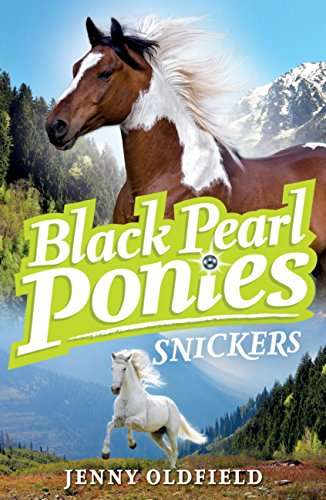 snickers-book-5-black-pearl-ponies-english-edition
