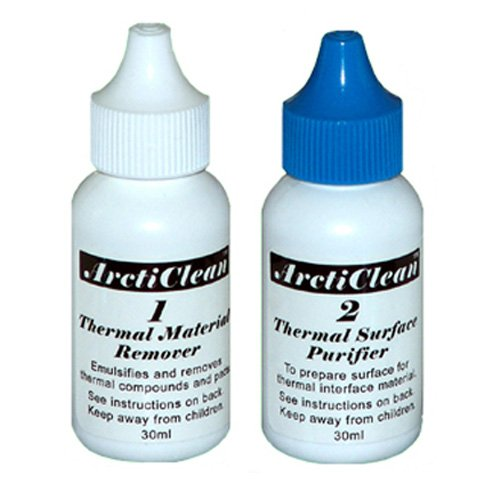 Arctic Clean Thermal Material Cleaner & Surface Purifier Kit front-189014