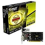 Palit XpertVision NVIDIA GT 520 Grafikkarte (PCI-e, 1GB DDR3...