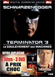 echange, troc Terminator 3 - Édition Collector 2 DVD / The Patriot, le chemin de la liberté - Bipack 3 DVD