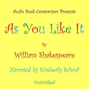 As You Like It | [William Shakespeare]
