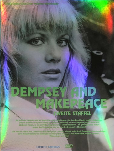 Dempsey & Makepeace - Staffel 2 [3 DVDs]