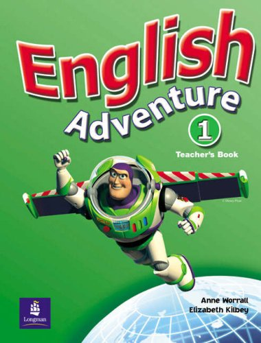 English Adventure Level 1 Teacher's Book