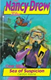 SEA OF SUSPICION (NANCY DREW FILES 85)