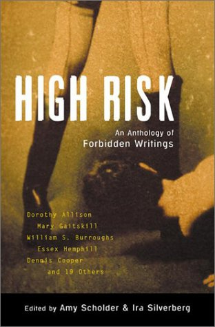 High Risk: An Anthology of Forbidden Writings (Plume)
