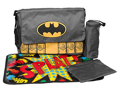 Batman Messenger Bag Diaper Tote