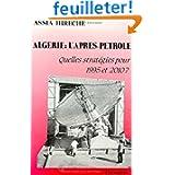 Algérie : l'après-pétrole : Quelles stratégies pour 1995 et 2010 ?