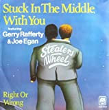 Stealers Wheel Stuck in the middle with you / Vinyl single [Vinyl-Single 7'']