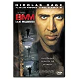 8MM: Eight Millimeter ~ Nicolas Cage
