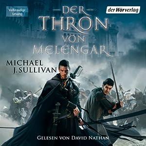 Der Thron von Melengar (Riyria 1) Audiobook