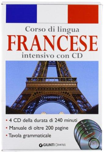 Corso di lingua Francese intensivo Con 4 CD Audio PDF