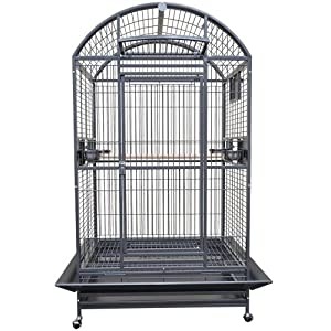 Amazon Com King S Cages 9004030 Parrot Cage Dome Top