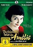 DVD Cover 'Die fabelhafte Welt der Amélie (Jubiläumsedition, 2 Discs)