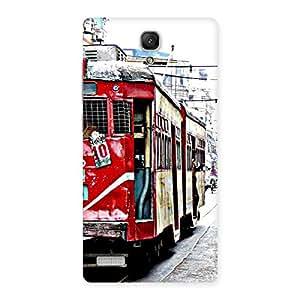 Enticing Calcutta Multicolor Back Case Cover for Redmi Note Prime