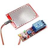 AC/DC 機器 制御用 水分センサー 雨センサー