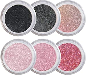 Love Potion Mineral Eyeshadow Kit - 100% Pure All Natural Mineral Makeup - Not Bare Minerals, Bare Escentuals, Mineral Fusion, MAC