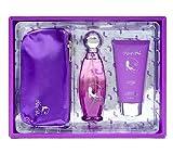 Kitty Girl - Our Impression of Katy Perry Purr Gift Set, Eau De Parfum 3.3 Fl Oz, Body Lotion 3 Fl Oz. & Little Kitty Girl Purse
