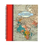 Papermania All Aboard Travel Inspired Deluxe Journal Book Scrapbook 19 x 27cm