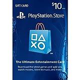 PlayStation Network Card - $10