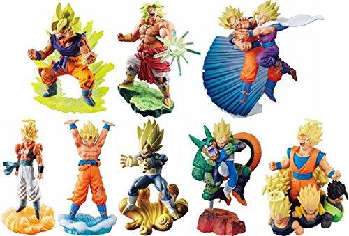 Dragon Ball Z Capsule R Episode Warriors of Legend Super Saiyan (1 Casuale)