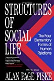 Structures of Social Life (0029066875) by Alan page Fiske