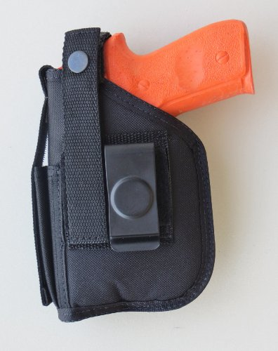 Holster with Magazine Pouch fits Ruger SR9 SR40 with Underbarrel