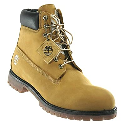Timberland Mens Ankle Boots Size 13 M 35086 6 In Fordam Wheat Nubuck