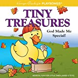 Tiny Treasures: God Made Me Special (Karyn Henley's PLAYSONGS�)